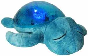Schildkröte Tranquil-Turtle von Cloud B mit Baby